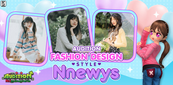 AUDITION x Nnewys