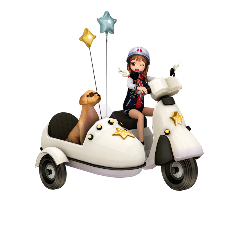 25 พฤษภาคมนี้ Update เพลงใหม่, Ride Scooter และไอเทมใหม่ !!