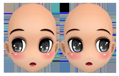 Gacha : Charming Face Box ลุ้นรับ หน้าสุดน่ารัก!! (Sold Out)