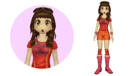 ITEM SHOP ชุด Colorful Idol Style Set ..
