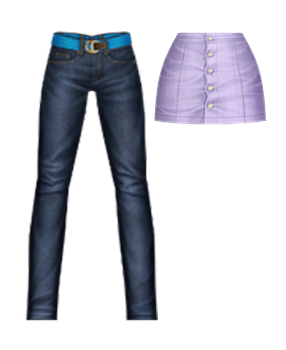 Gacha : Blue Kawaii Box ลุ้นรับ หน้าป๊อกกี้สุดน่ารัก!! [Sold Out]